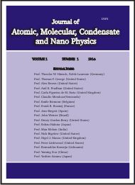 Journal of Atomic, Molecular, Condensate and Nano Physics